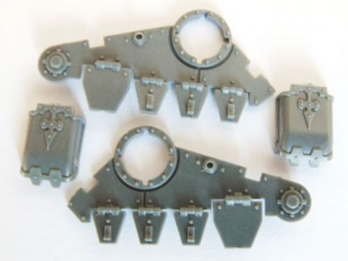 servitor breacher chassis armour x 1 (random)